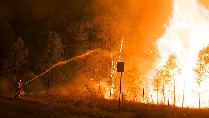 Bushfire research funding is running out. Picture: Karl Hofman Photography